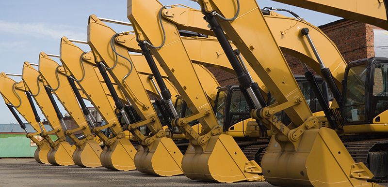 Excavators for Sale near New Jersey